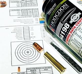 45-70 Government x 405-grain Remington Core-Lokt