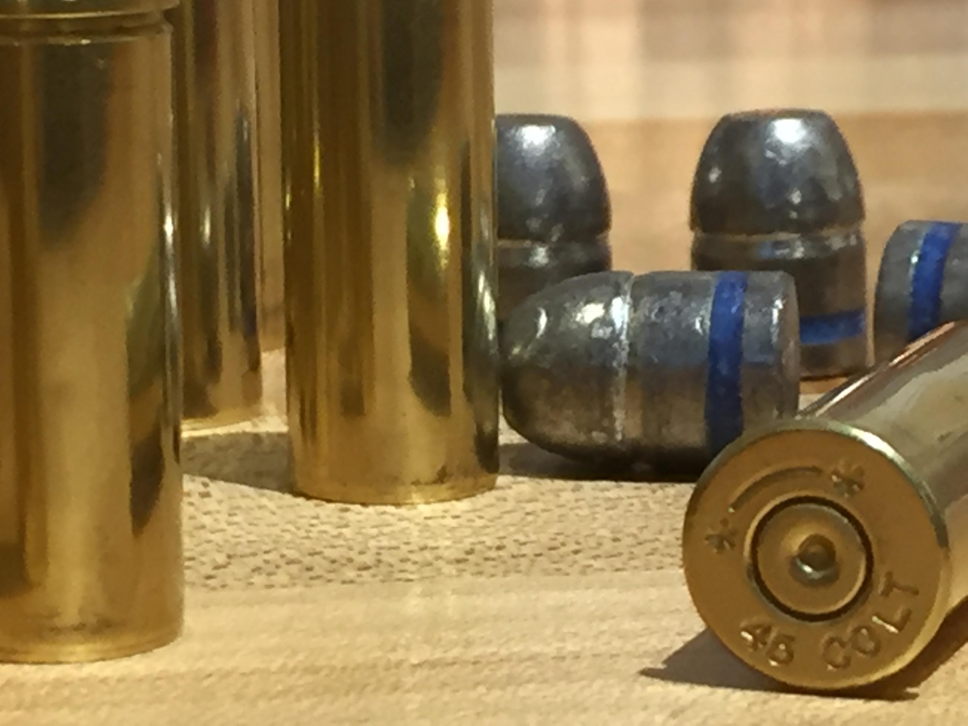 The 45 Colt Cartridge