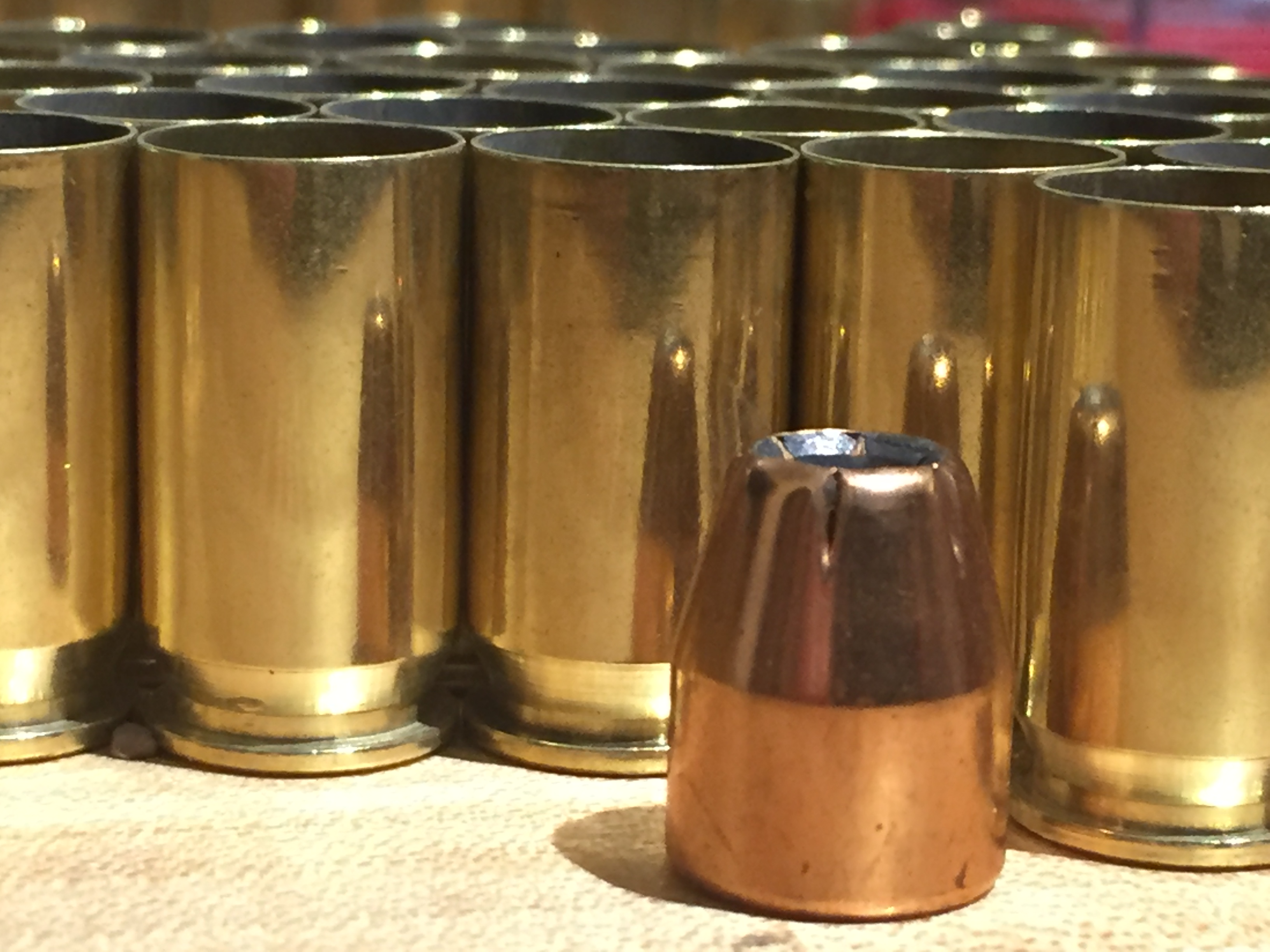 The 45 ACP Cartridge