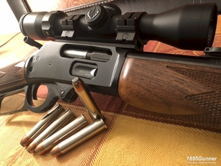 The History of the Marlin 1895 Rifle